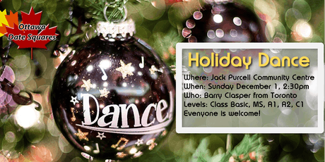 Ottawa Date Squares Holiday Dance tickets