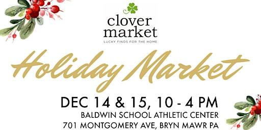 Clover Market's Holiday Market - Early Bird Shopping Hour