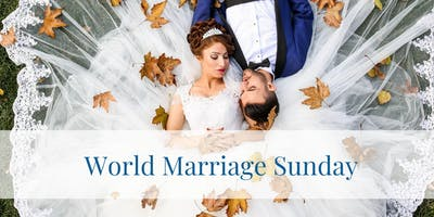 World Marriage Sunday Mass and Reception