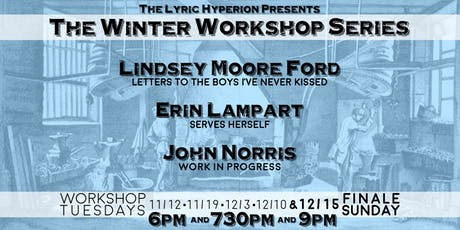 Lyric Hyperion Presents: The Winter Workshop Series tickets