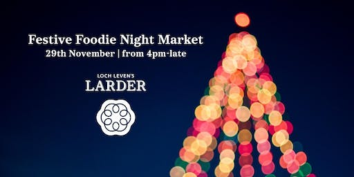 Festive Foodie Night Market