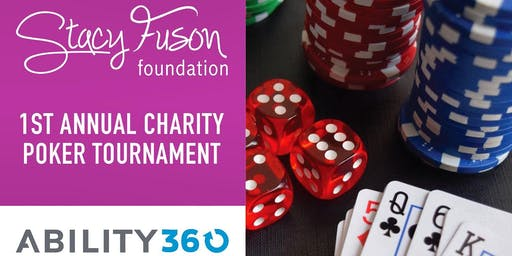 1st Annual Stacy Fuson Foundation Charity Poker Tournament