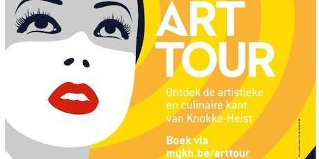 ART Tour Lichtkunstfestival by walk tickets