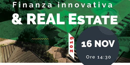 Launch Event - Real Estate & Finanza innovativa