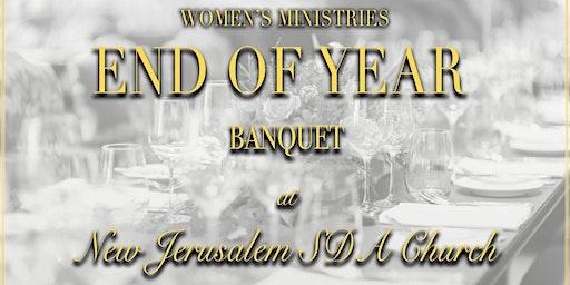 End of Year Banquet - New Jerusalem SDA Church Women's Ministries