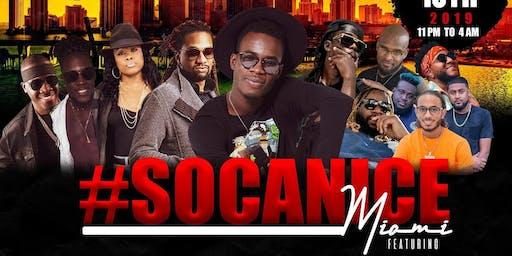 #SOCANICE Miami / SocavivorX Appreciation
