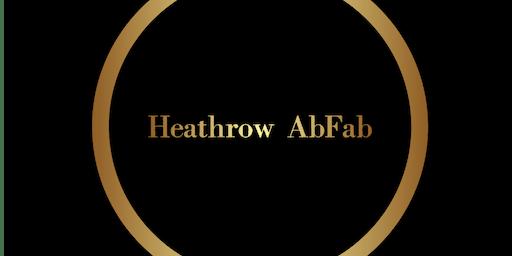 Heathrow AbFab Birthday Party, Saturday Non Members