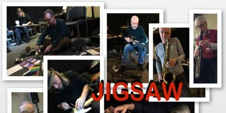 Jigsaw Workshops: Preston, the nature and practice of free improvisation in music tickets
