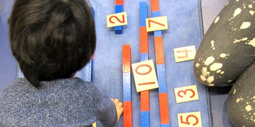 Portes ouvertes à 123 mon école, école maternelle Montessori bilingue