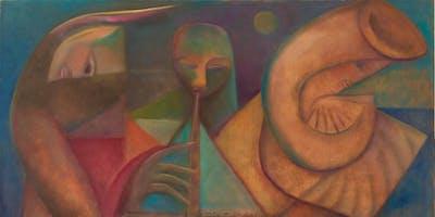 Vernissage der Ausstellung Orpheus Garten |Blonay Fuchs