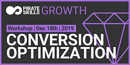 Conversion Optimization | Workshop