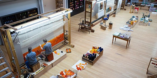 Dovecot from Above: Exclusive Tour with Dovecot Weaver