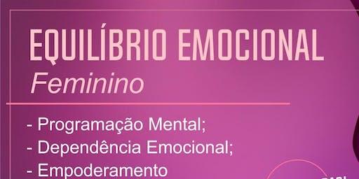 EQUILÍBRIO EMOCIONAL FEMININO