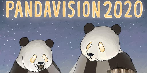 PANDAVISON 2020 - NYE w/ Giant Panda Guerilla Dub Squad