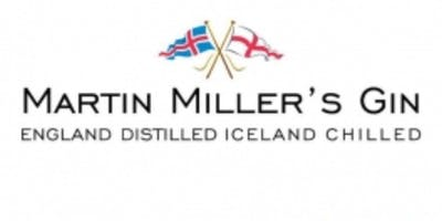 Martin Millers Gin & Gingerbread House Decoration