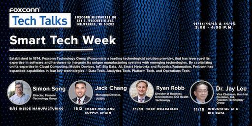 Foxconn Tech Talk - AI and Big Data