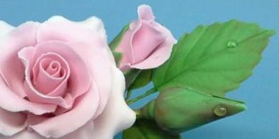 Introduction to Wired Sugar Flowers - Roses