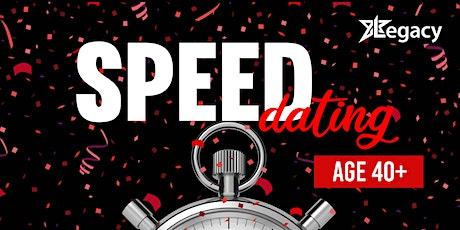 Speed Dating 40 plus tickets