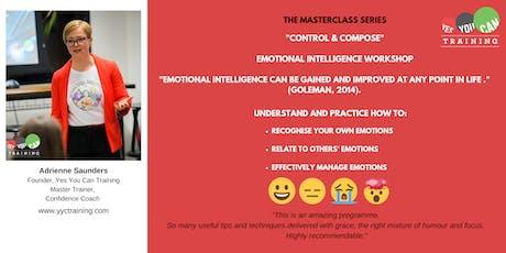 Emotional Intelligence Masterclass tickets