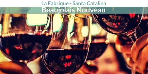 Le Beaujolais nouveau arrive à Majorque - La Fabrique