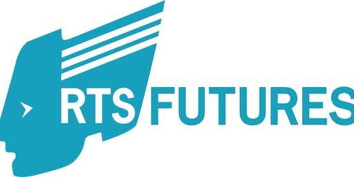 RTS FUTURES FESTIVAL, 12TH NOVEMBER, SHORT TALKS