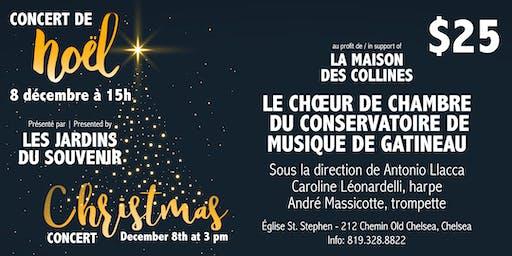 Concert de Noël (Chelsea) | Christmas Concert (Chelsea) 2019