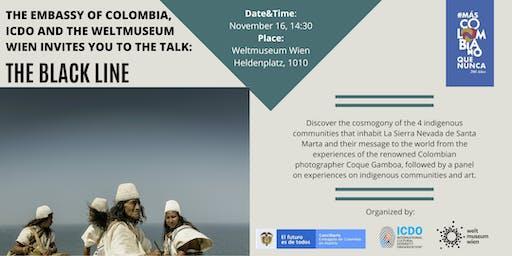 Talk: The Black Line Sacred Landscapes from La Sierra Nevada de Santa Marta