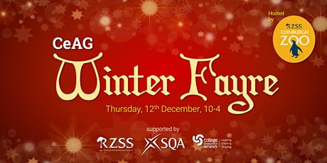 CeAG Winter Fayre - EdTech Festivities tickets