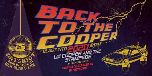 Liz Cooper & The Stampede New Years Eve