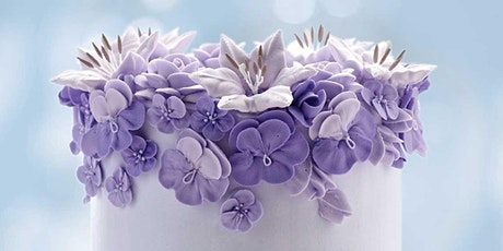 The Wilton Method - Course 2 - Royal Icing (Flowers and Cake Design) tickets
