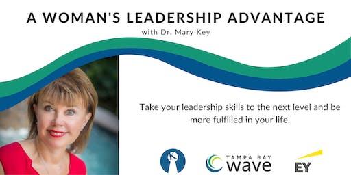 A Woman's Leadership Advantage