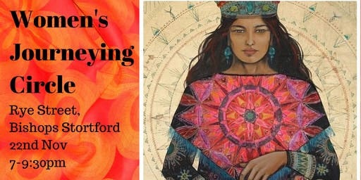 Women's Journeying Circle - Theme Fire and Transformation
