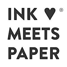 INK MEETS PAPER logo