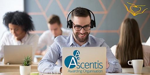 Ascentis ESOL Quality Assurance Webinar