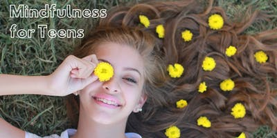 6-week Mindfulness for Teens Class