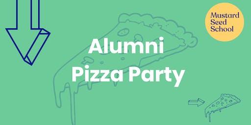 Las Posadas Alumni Pizza Party