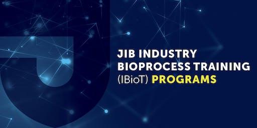 JIB Bioprocess Training- Mammalian Cell Culture