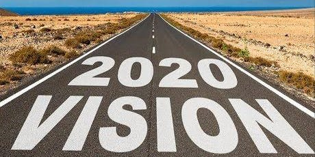 Making Bold Moves towards your 2020 Vision tickets