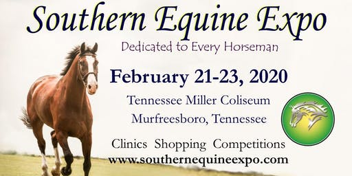 2020 Southern Equine Expo