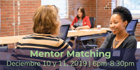 EparaTodos | Mentor Matching tickets