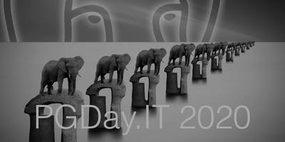 PGDay.IT 2020