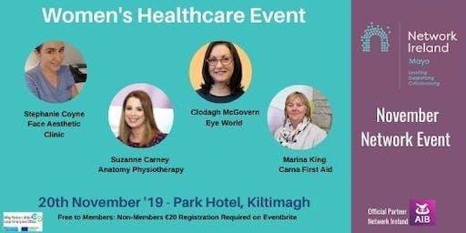 Women's Healthcare Event