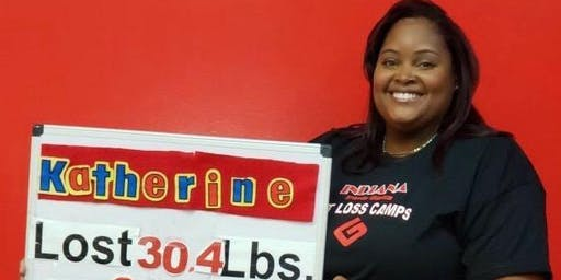Trial Membership for $45  INDIANA GARZA FAT LOSS CAMPS