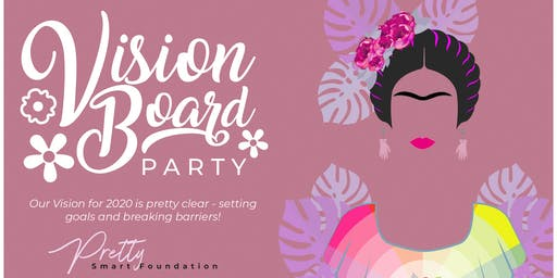 Vision 2020 Pretty Smart Foundation Fundraising Party