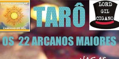 CURSO TARÔ - OS ARCANOS MAIORES