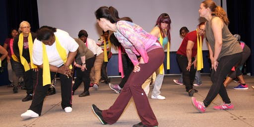 Gentle Dance Exercise for Cancer and Breast Cancer Recovery @ Lincoln Hospital