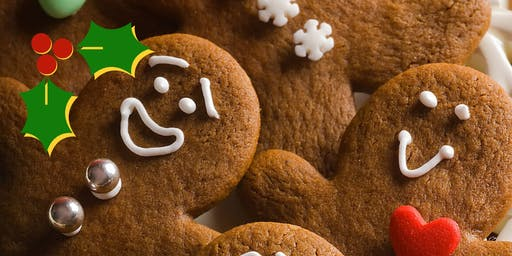 Gingerbread Decorating for Kids