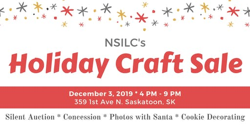 NSILC's Holiday Craft Sale: Featuring creators of all abilities