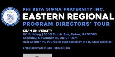 Phi Beta Sigma MU PI Chapter/ Eastern Regional Program Directors Tour