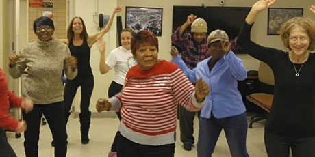 Gentle Dance Exercise for Breast Cancer Recovery @ Jacobi Medical Center tickets